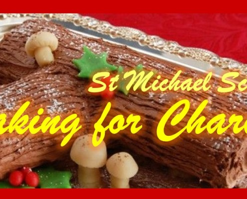 Baking for Charity