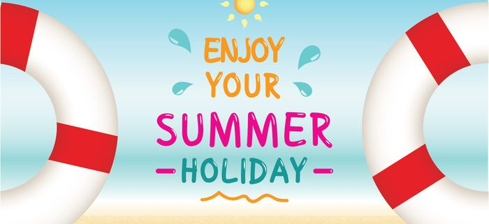 enjoy-your-summer-holiday-beach-vector