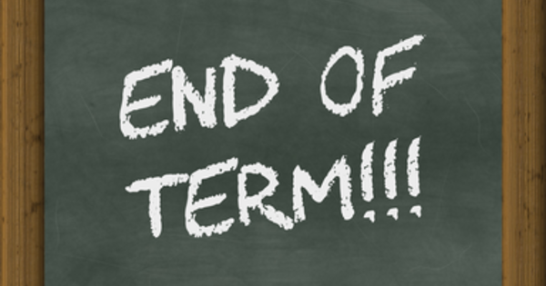 end-of-term